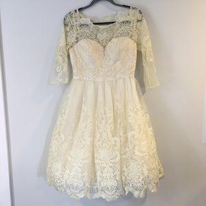 Chi Chi London Wedding Dress